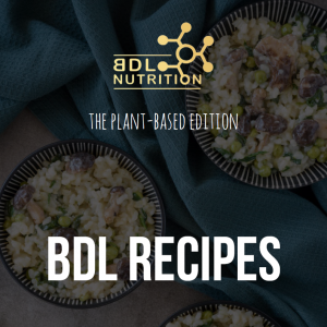 BDL Recipe Book 5 – Plant Based Edition